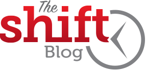 The Shift Blog Logo