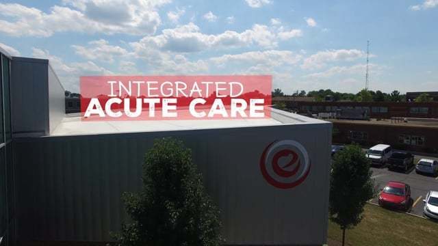 Integrated Acute Care for Clinicians