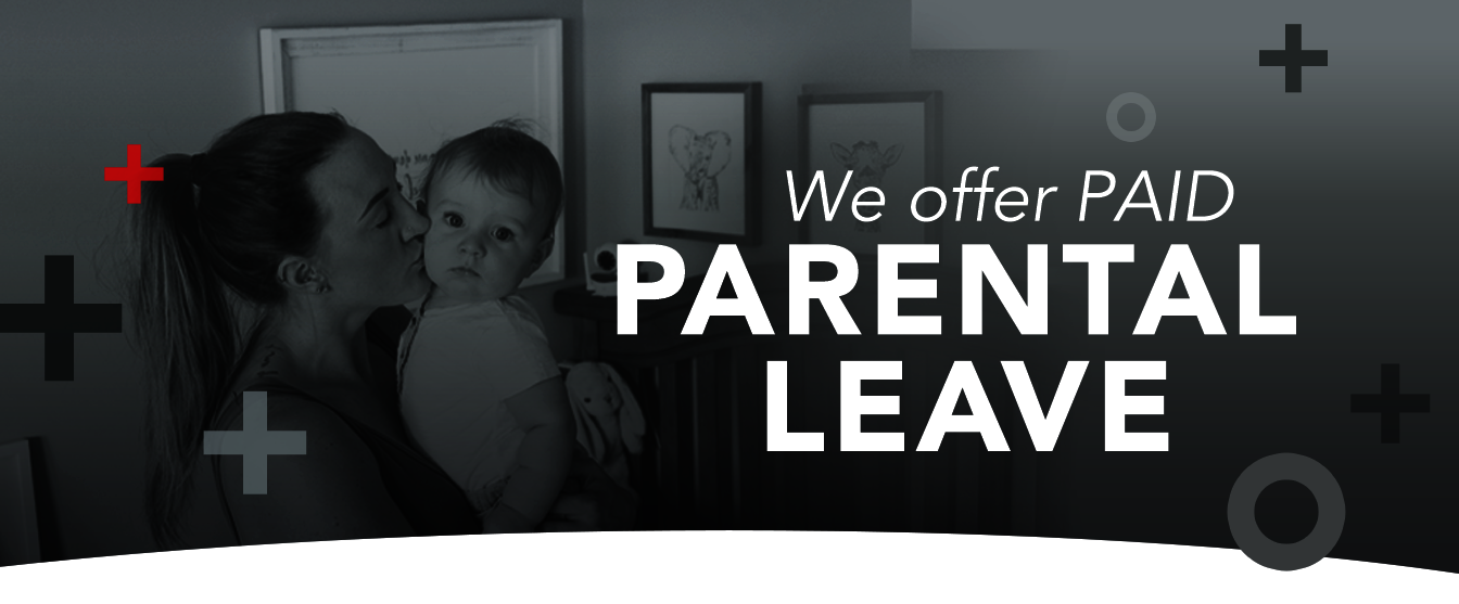 USACS offers paid parental leave