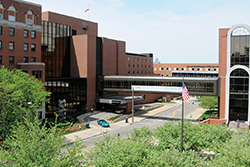 Photo of UT Austin Dell Seton Medical Center