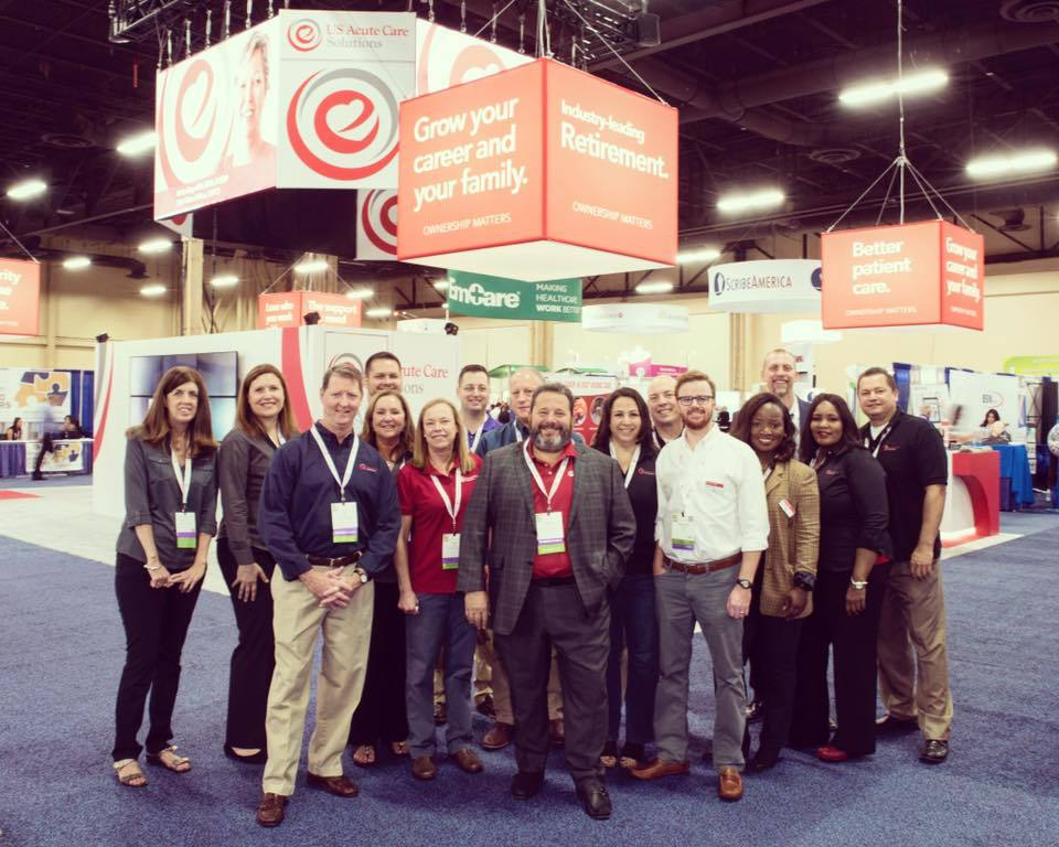 USACS at ACEP 2016