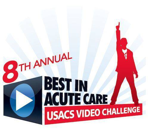 USACS 8th Annual Video Challenge Logo